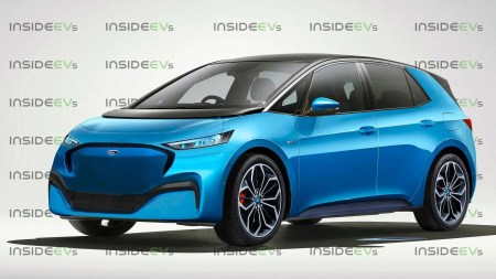 В рамках электрификации европейского модельного ряда Ford выпустит в 2023 году компактную версию кроссовера Mustang Mach-E на основе платформы VW MEB