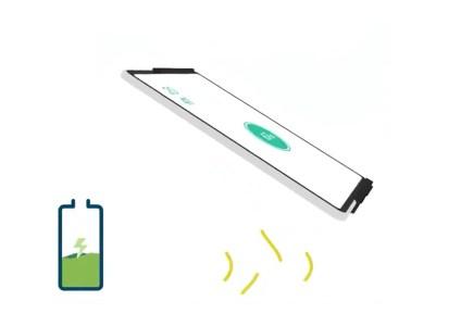 Беспроводная зарядка Oppo Wireless Air Charging позволяет заряжать смартфоны на расстоянии 10 см и под углом по отношению к зарядной панели
