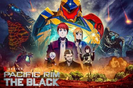 Netflix показал первый полноценный трейлер анимационного сериала Pacific Rim: The Black / «Тихоокеанский рубеж: Темная зона»