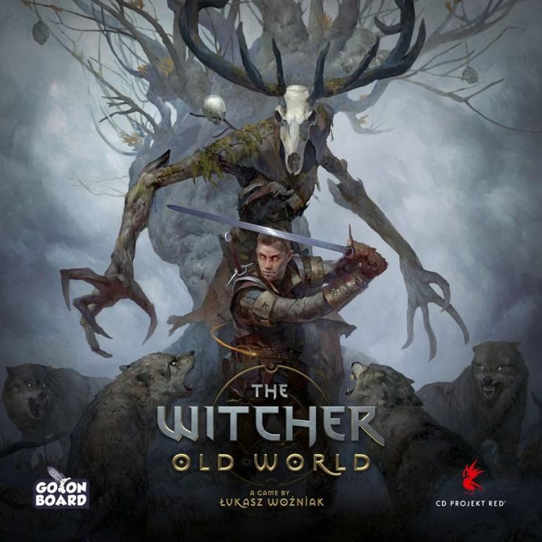 CD Projekt анонсировала The Witcher: Old World — новую настольную игру по вселенной «Ведьмака»