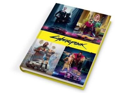 Рецензія на енциклопедію «Світ гри Cyberpunk 2077» / The World of Cyberpunk 2077