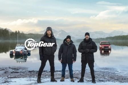 Вышел первый трейлер юбилейного 30-го сезона автошоу Top Gear