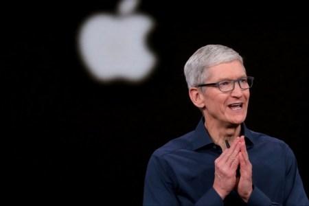 Apple ищет бухгалтера для Украины