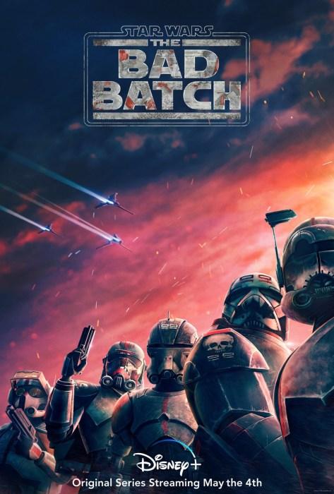 Вышел первый трейлер мультсериала Star Wars: The Bad Batch, премьера на Disney+ состоится 4 мая 2021 года
