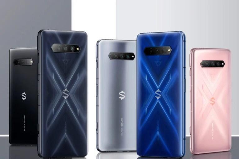 Xiaomi анонсировала Black Shark 4 и 4 Pro — геймерские смартфоны с экранами 144 Гц и зарядкой 120 Вт