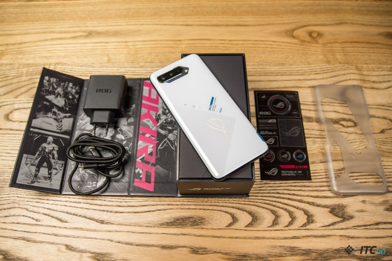 Обзор ASUS ROG Phone 5