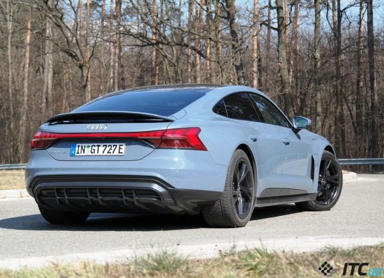 Тест-драйв Audi e-tron GT: электромобиль вашей мечты