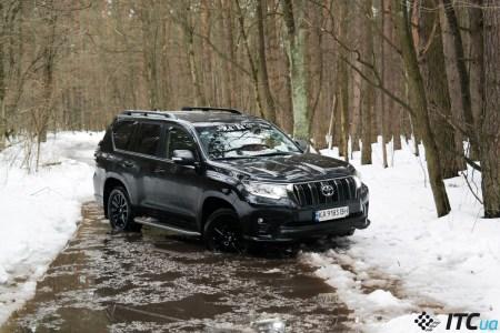 Тест-драйв Toyota Land Cruiser Prado: новый дизель и не только (плюс бензин V6 4.0)