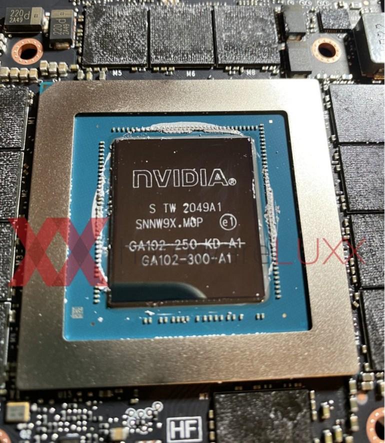 В видеокарте GeForce RTX 3090 обнаружился GPU GA102-250, который изначально приписывали модели GeForce RTX 3080 Ti