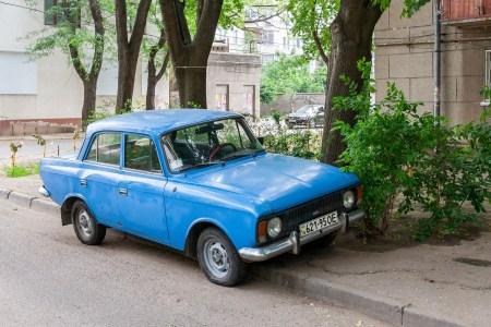Дослідження: Український автопарк найстаріший в Європі, середній вік легкових автомобілів в країні — 22,7 років, в ЄС — 10,8 років