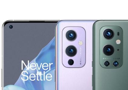 Пресс-рендеры OnePlus 9 Pro и OnePlus 9 полностью раскрыли дизайн новых смартфонов