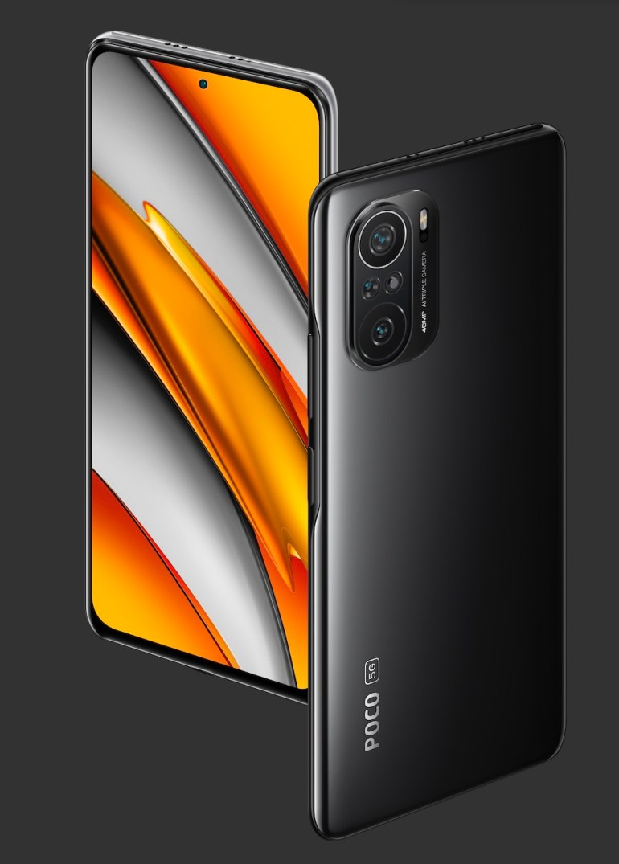 На початку квітня в Україні стартують продажі смартфонів POCO F3 (від 12 тіс. грн) та POCO X3 Pro (від 6500 грн під час Flash Sale)