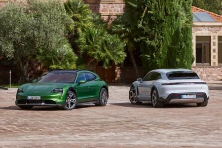 Анонс внедорожного электромобиля Porsche Taycan Cross Turismo: полный привод, пневмоподвеска, мощность 280-460 кВт, батарея 94 кВтч, запас хода до 450 км и ценник от 2,9 до 5,7 млн грн