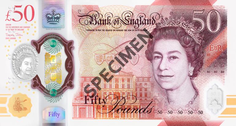 Новая британская банкнота в 50 фунтов, посвященная Алану Тьюрингу, содержит множество интересных пасхалок