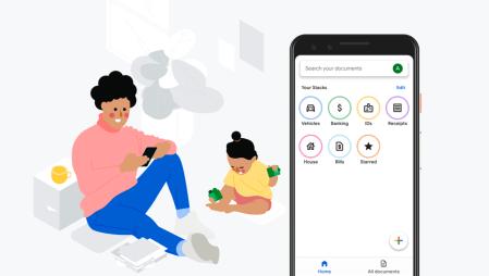 Инкубатор Google Area 120 выпустил Android-приложение Stack на базе Google DocAI, предназначенное для сканирования и обработки документов