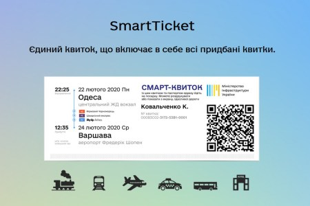 До сервісу єдиного е-квитка SmartTicket приєднався автобусний перевізник Gunsel Lines