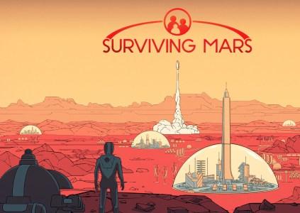 В Epic Games Store бесплатно раздают игру Surviving Mars