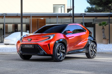 Японцы представили концепт Toyota Aygo X Prologue, но это не электромобиль, а будущий серийный сити-кар на ДВС