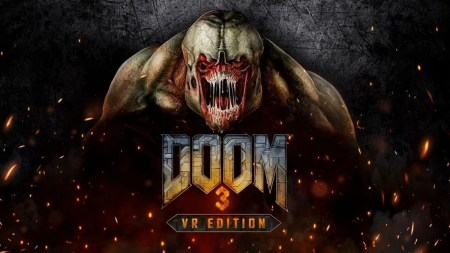 Версия Doom 3 VR Edition для виртуальной реальности выйдет для PlayStation 29 марта