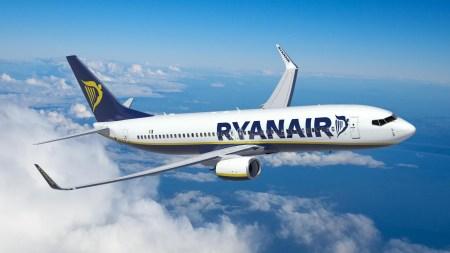 Авіалоукостер Ryanair запускає 14 нових рейсів зі Львова до Європи