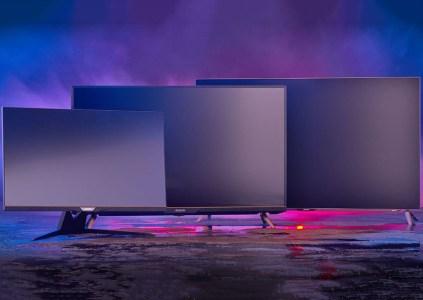Gigabyte анонсировала три игровых 4K-монитора с большой диагональю и портами HDMI 2.1