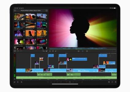Apple представила новый планшет iPad Pro с процессором M1 и экраном Mini-LED