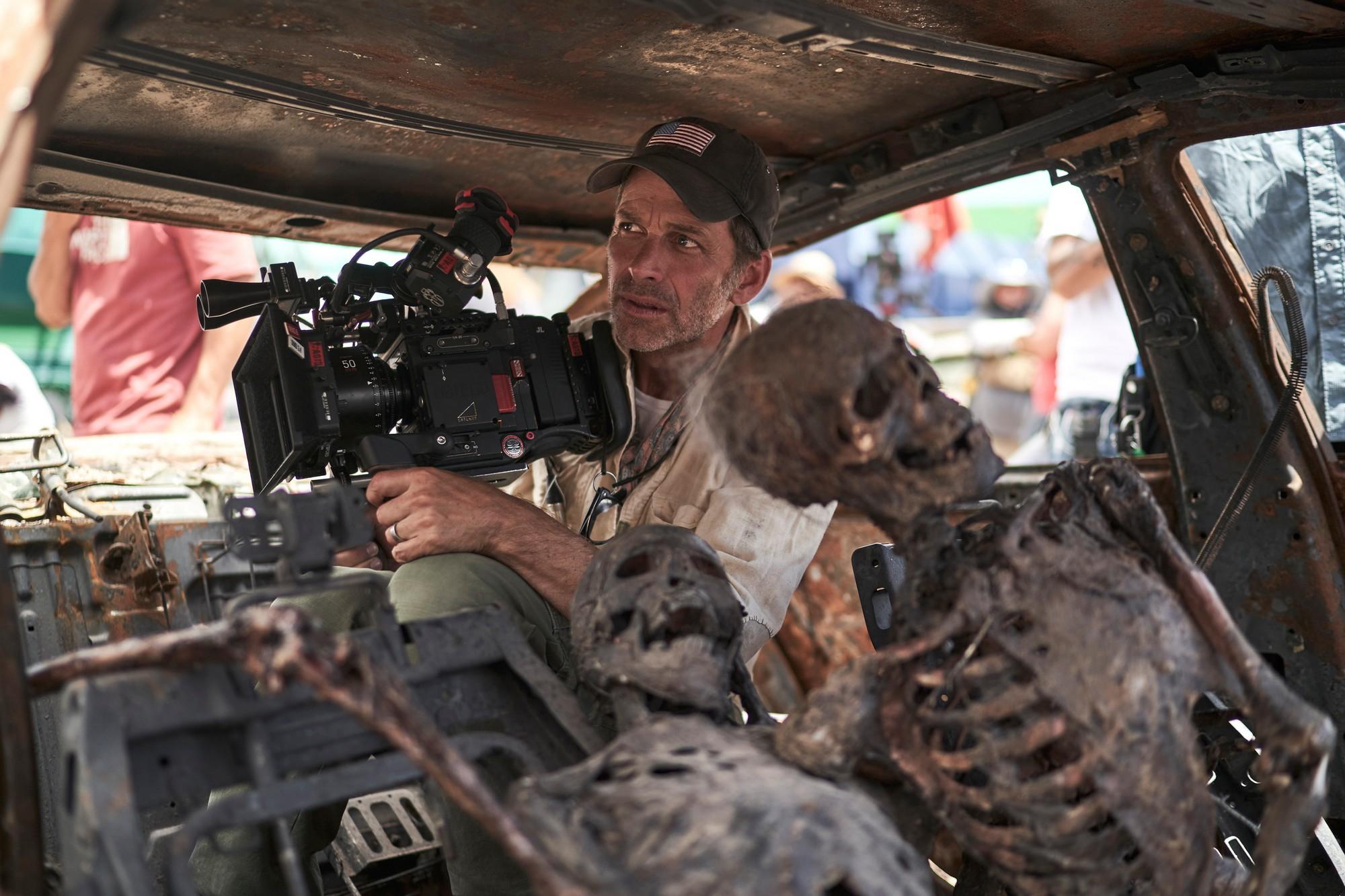 Вышел полноценный трейлер зомби-боевика «Армия мертвецов» / «Army of the  Dead» Зака Снайдера с Дэйвом Батистой в главной роли - ITC.ua