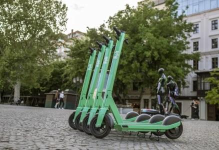 Сервіс прокату електросамокатів Bolt почав працювати у Львові