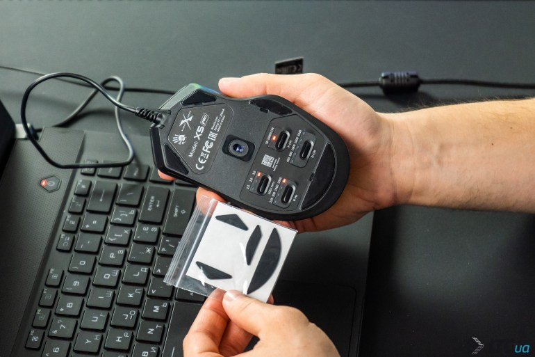 Обзор игровой мыши A4Tech Bloody X5 Pro