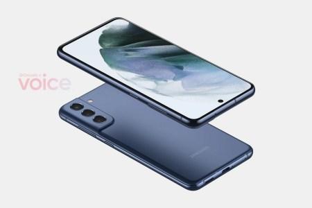 Galaxy S21 FE во всей красе — OnLeaks опубликовал рендеры следующего «народного» флагмана Samsung за четыре месяца до анонса