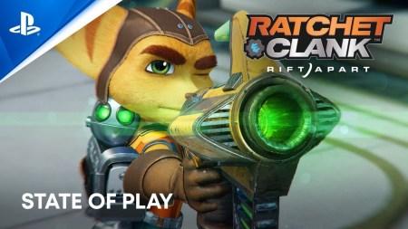 15 минут непрерывного геймплея Ratchet & Clank: Rift Apart