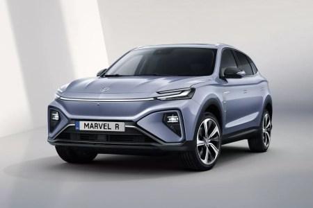 MG офіційно виходить на ринок України з 5 автомобілями, включаючи два електрокросовери — MG EZS та MG Marvel R
