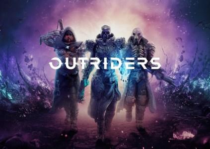 Outriders: и две тысячи лет война…
