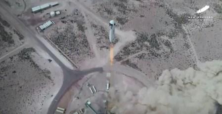 Blue Origin провела очередной тестовый запуск ракеты New Shepard с капсулой экипажа и готовится к первому пилотируемому полёту – «скоро»