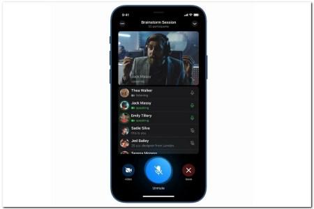 В мае Telegram запустит групповые видеозвонки и веб-версию для видеоконференций