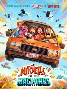 Вышел первый «настоящий» трейлер мультфильма «Митчеллы против машин», где наконец показали борьбу героев с роботами
