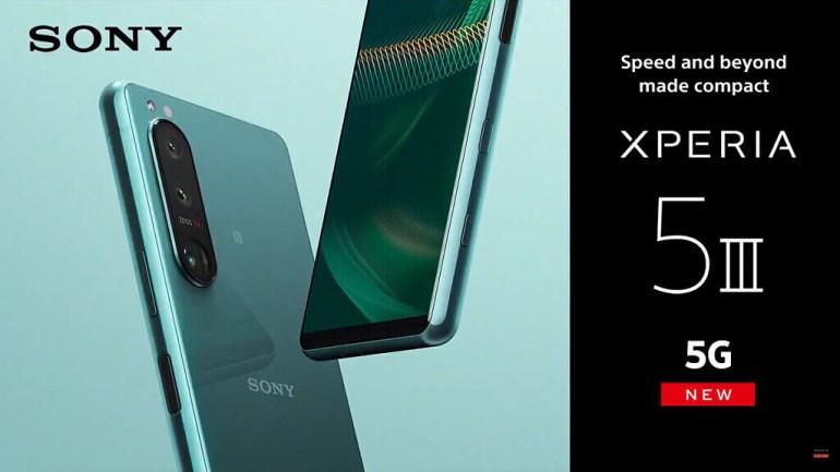 Sony представила Xperia 1 III и Xperia 5 III — первые смартфоны с переменными телеобъективами