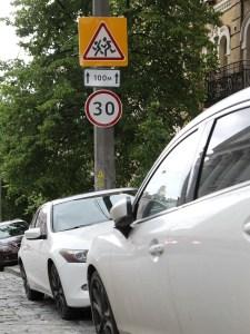 КМДА: Київ розпочинає програму зі зниження швидкості на дорогах до 30 км/год