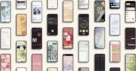 Мнение: растягивающаяся прокрутка появилась в Android 12 — потому что у Apple в январе истек патент на нее