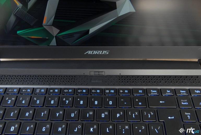 Обзор игрового ноутбука AORUS 15G KC: легок на подъем
