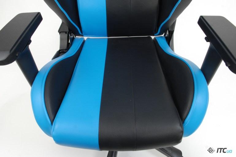 Обзор игрового кресла GT Racer X-3102 Wave