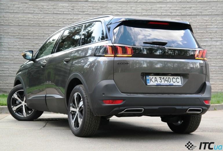 Тест-драйв Peugeot 5008 NEW: ТОП-5 вопросов и ответов (+ Peugeot 3008 NEW)
