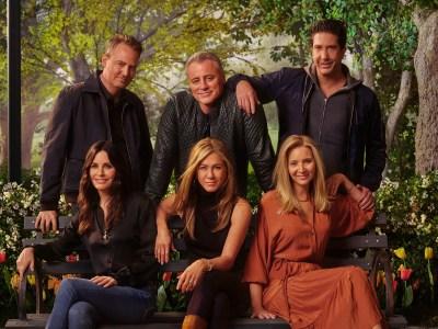 За неделю до премьеры HBO Max показал полноценный трейлер спецэпизода «Friends: The Reunion»