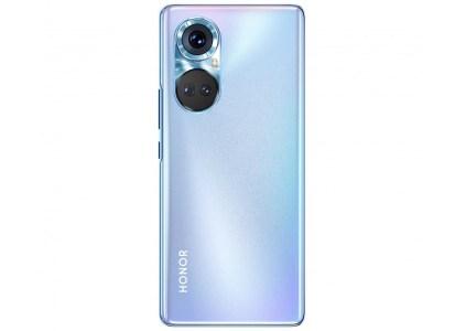 Утечка демонстрирует камеру смартфона Honor 50, состоящую из двух крупных колец