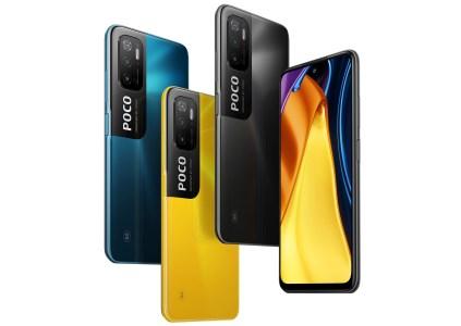 Представлен смартфон POCO M3 Pro 5G с чипсетом MediaTek Dimensity 700 5G и ценой от €180