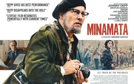 Рецензия на фильм «Минамата» / Minamata