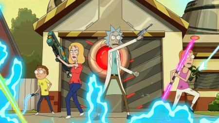 Вышел финальный трейлер пятого сезона мультсериала «Рик и Морти» / Rick and Morty (премьера — 20 июня 2021 года)