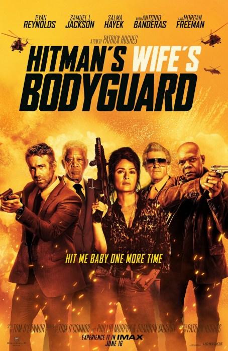 Вышел полноценный трейлер комедийного боевика «Телохранитель жены киллера» / The Hitman's Wife's Bodyguard с Райаном Рейнольдсом, Сэмюэлом Л. Джексоном, Антонио Бандерасом и Морганом Фриманом