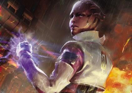 Рецензія на артбук «Ігровий світ трилогії Mass Effect: Розширене видання» / The Art of the Mass Effect Trilogy: Expanded Edition