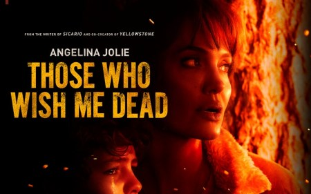 Рецензия на фильм «Те, кто желают моей смерти» / Those Who Wish Me Dead